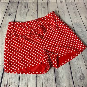 LC by Lauren Conrad | Minnie Mouse Shorts